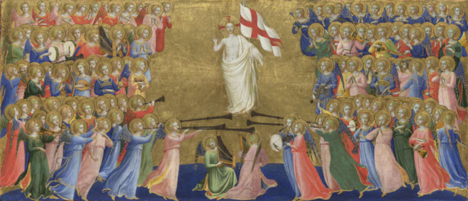 Risultati immagini per La Gerusalemme celeste
