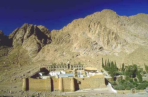 Il Monte Sinai dans immagini sacre 266